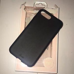 NEW Sonix Leather iPhone 7 Plus 8 Plus Case